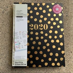 Recollections 2020-2021 Goals Planner Undated NEW